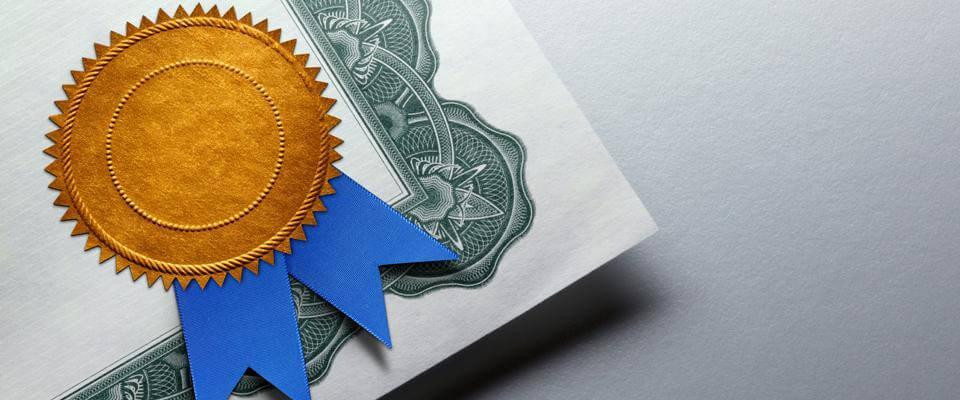 Certyfikaty idyplomy